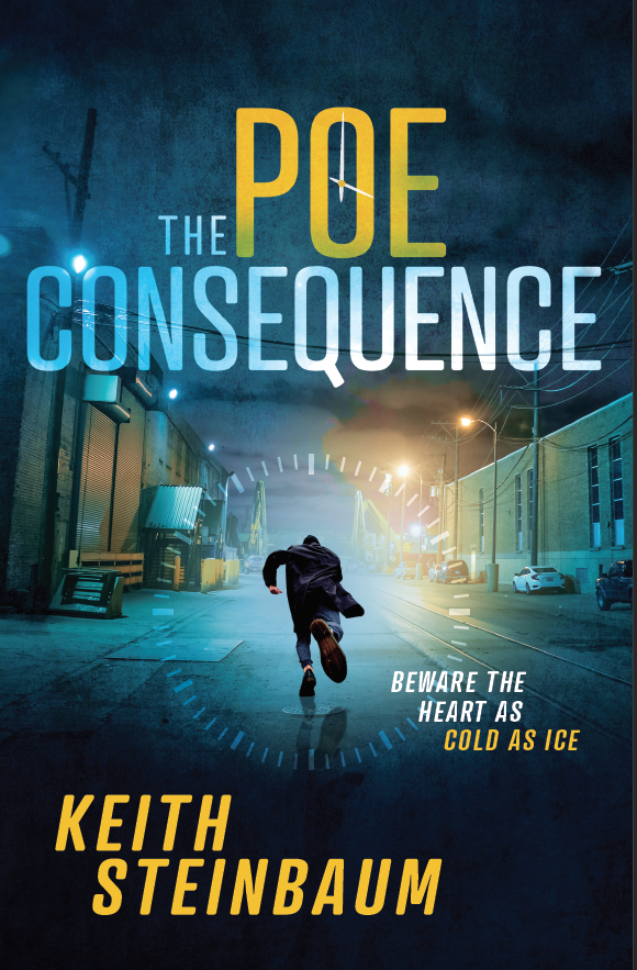 The Poe Consequence front cover