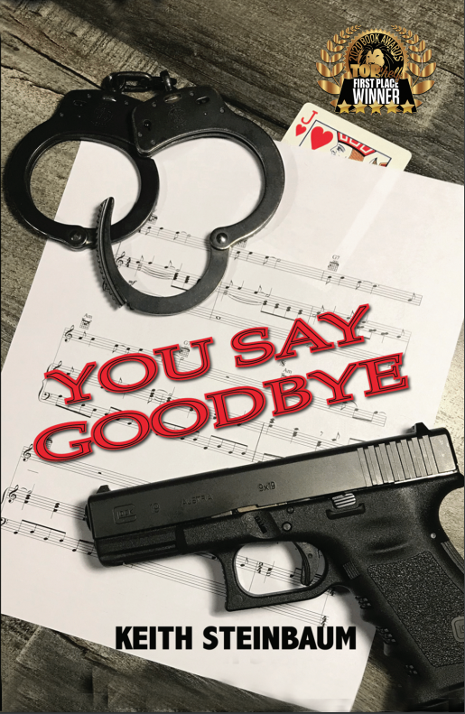 You Say Goodbye book cover
